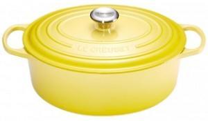 Cocotte Le Creuset Ovale En Fonte 31 Cm