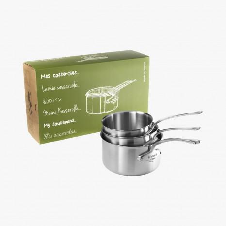 Cuisine appareils casserole mauviel inox casserole mauviel inox or cuisine - Quelle casserole choisir ...