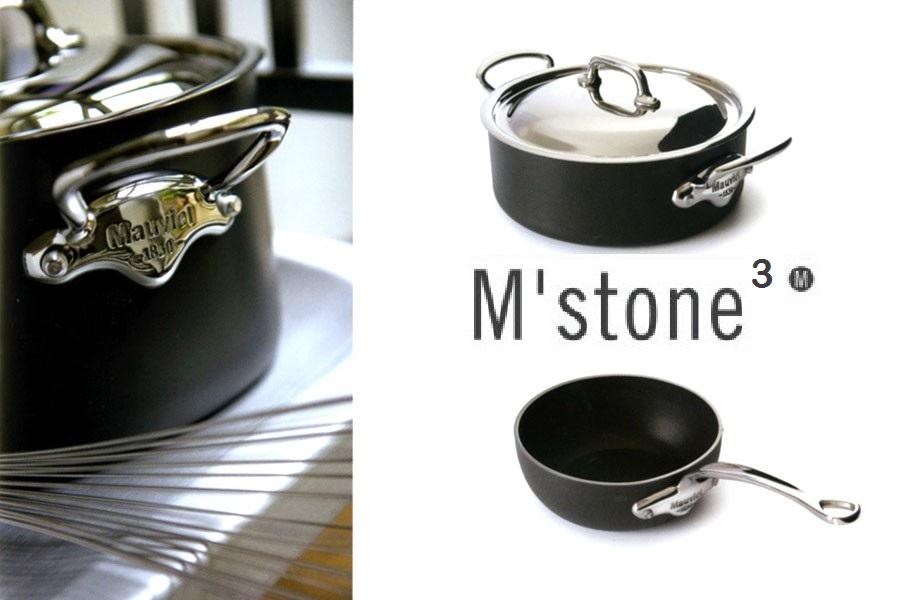 casserole et poele mauviel m 39 stone eclipse. Black Bedroom Furniture Sets. Home Design Ideas