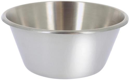 BASSINE CONIQUE DE PRÉPARATION EN INOX DE BUYER - 24 CM
